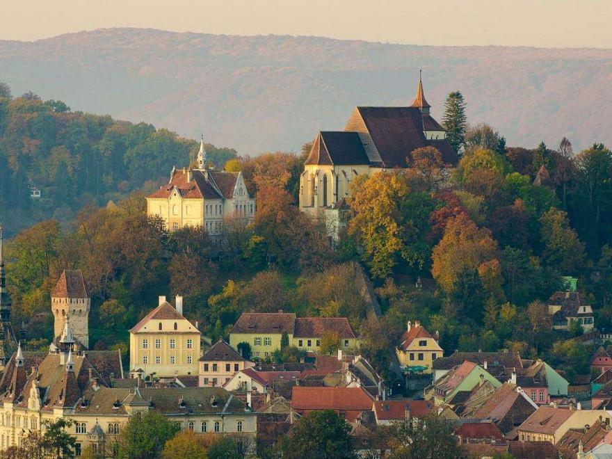 Restricții de circulație pe perioada Festivalului Sighişoara Medievală 2019