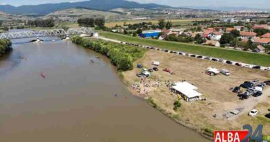 Idei pentru Mureș: Zona de agrement pe malul Mureșului la Alba Iulia