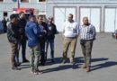 Delegaţie din Iordania în vizită la ISU Mureş
