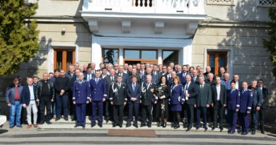 Polițiști activi și în rezervă au sărbătorit împreună Ziua Poliției Române