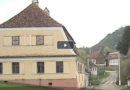 Casele sașilor din Saschiz, mai cunoscute de străini decât de români