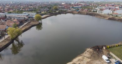 Idei pentru Mureş: La Sibiu se realizează prima plajă artificială