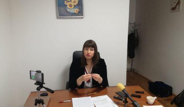 Lavinia Cosma (USR) vizează Primăria municipiului Tîrgu Mureș