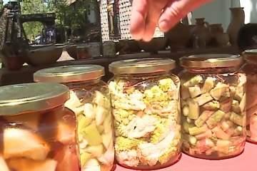 Arome tradiţionale, bucate alese şi preparate după reţete din antichitate la un festival în Mureş