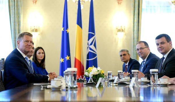 (P) Propunerile PMP, azi, la consultările cu președintele Klaus Iohannis