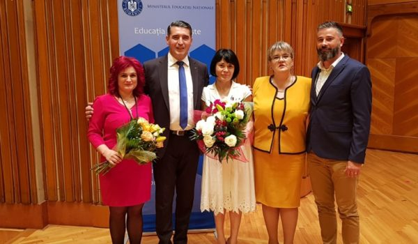 """Două școli din Mureș, câștigătoare ale competiției """"Școala europeană"""""""