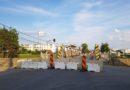 Pod închis peste Târnava Mică!