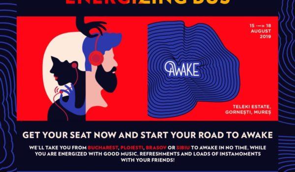 A fost lansat programul pe zile la Awake Festival 2019