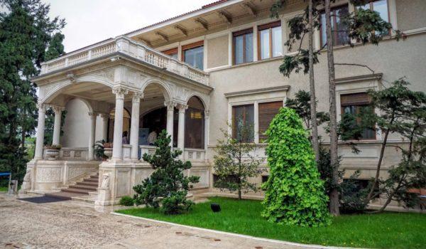 În vizită la fosta reședință a familiei Nicolae Ceaușescu