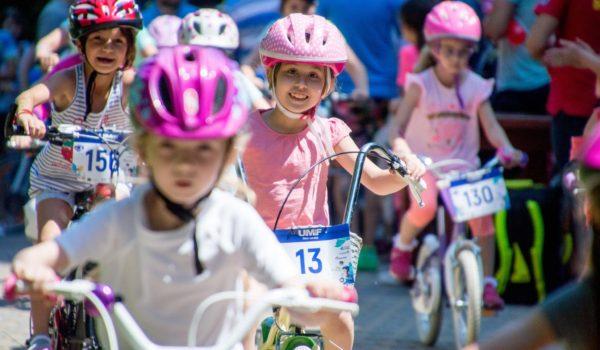 De 1 Iunie, UMFST BIKE DAYS  concurs pentru copii și traseu Family