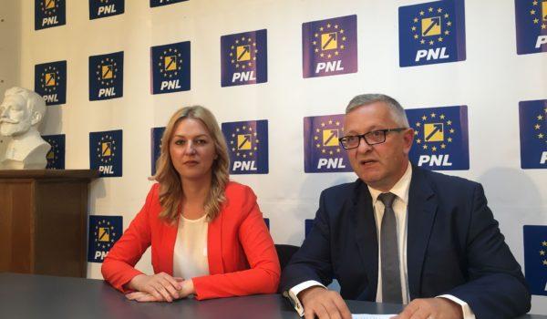 PNL Mureș solicită demisia de onoare sau demiterea vicepreședinților PSD ai Consiliului Județean Mureș.