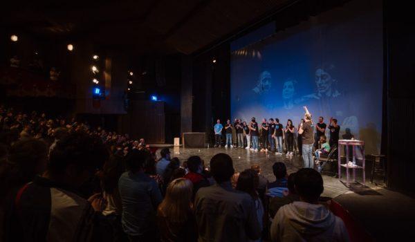 Spectacolele Teatrului Național programate la Sala Mică vor avea loc la Sala Mare, în regim studio