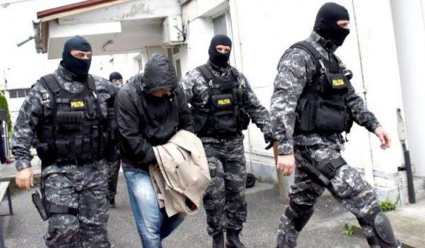 Jandarm ultragiat în timpul misiunii