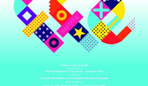 Festivalul Filmului European la Tg Mures – editia 2019