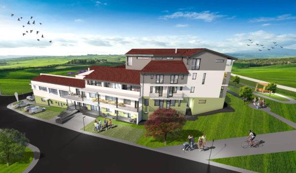 Idei pentru Mureş: Un producător de carne  investeşte peste 3 milioane de euro într-un spital de copii în Alba Iulia
