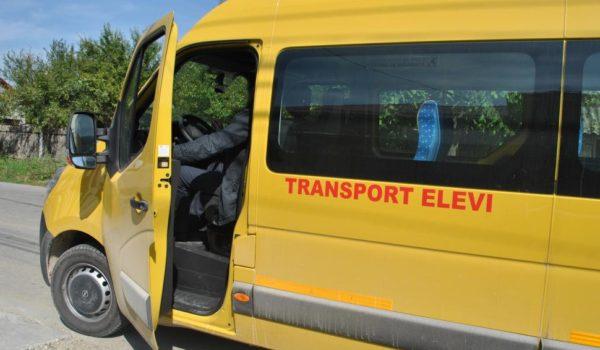 Noi demersuri ale ISJ Mureș pentru microbuze școlare