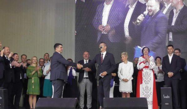 Delegația municipiului Reghin în vizită oficială în Ucraina