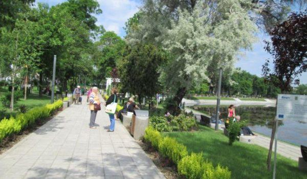 Idei pentru Mureș: Cele mai verzi oraşe din România