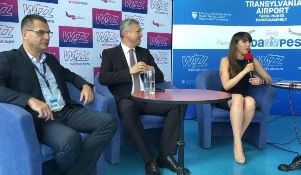 Din toamnă, zilnic la Budapesta cu Wizz Air