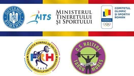 Târgu Mureș, din nou gazda competițiilor oficiale de haltere