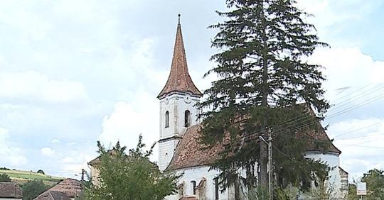 Cund, sat de vacanță la 30 de km de Sighișoara