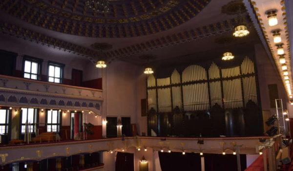 Orga Palatului Culturii, una dintre cele mai mari din România, a intrat în restaurare