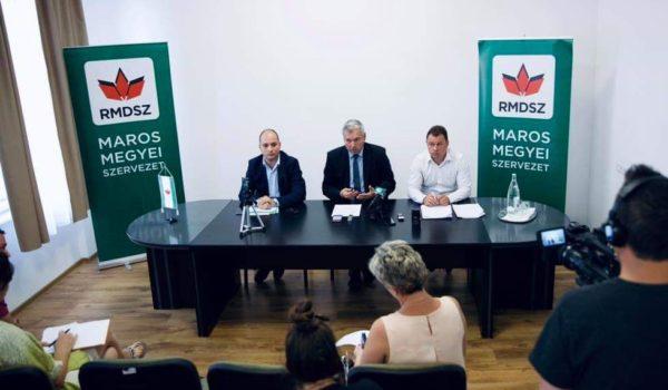 Kovacs Levente: Forurile decizionale şi executive din cadrul UDMR Târgu Mureş, suspendate