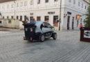 Idei pentru Mureș: Mașina electrică de salubritate la Oradea