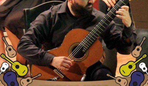 Festivalul Internaţional de Chitară 'Harmonia Cordis' Târgu Mureş reprezintă România în proiectul Eurostring