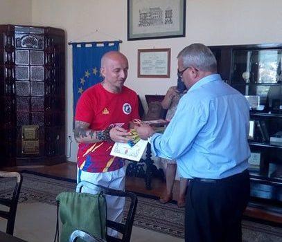 Claudiu Mihăilă, premiul I la Concursul Internațional de lupte marțiale din Cabo Verde