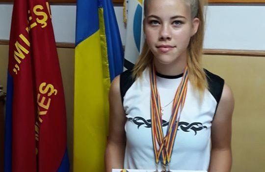 6 medalii de bronz la patinaj viteză