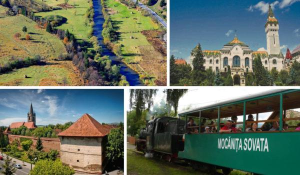 Scădere masivă a turiștilor străini în Mureș