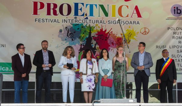 Peste 600 de personalități ale  lumii, la ProEtnica 2019