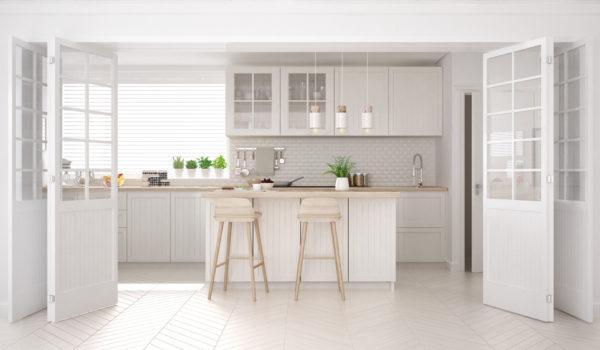 Scaune moderne de bucătărie pentru un dining scandinav perfect