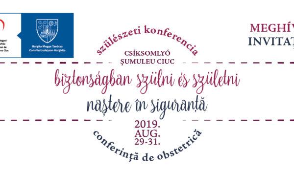 Conferință de obstetrică pentru nașterea în siguranță