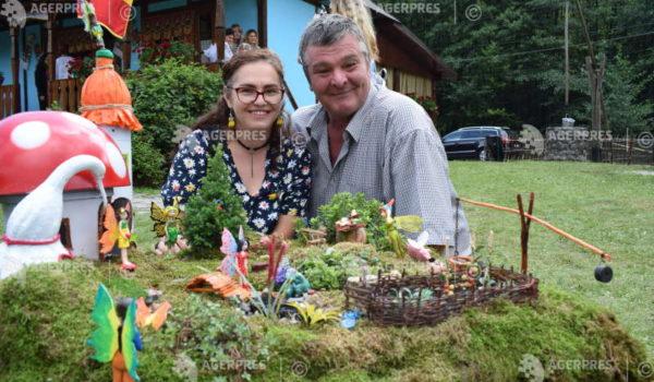 Insule ecologice cu pitici şi zâne, inovaţia unui inginer horticol pentru stimularea imaginaţiei copiilor