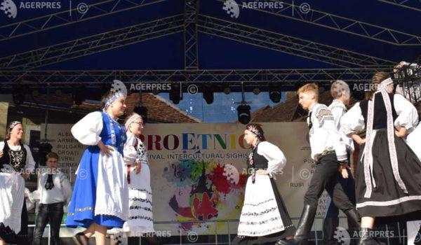 ProEtnica, cel mai mare festival interetnic din România, a început la Sighişoara