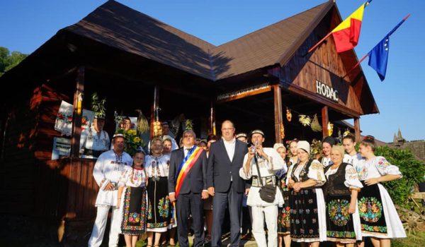 Marius Pașcan, deputat PMP Mureș, la sărbătorile comunităților locale