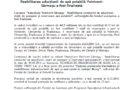 Reabilitarea aducțiunii de apă potabilă Voiniceni-Sărmașu a fost finalizată