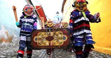 Carnavalul Lolelor la Sighișoara