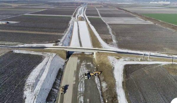 (Video) Cum mai arată autostrada A3 Iernut-Chetani