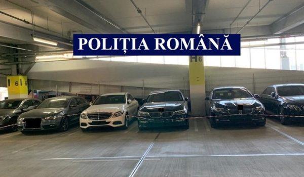 Percheziții în Mureș în dosare de evaziune fiscală cu autovehicule second-hand