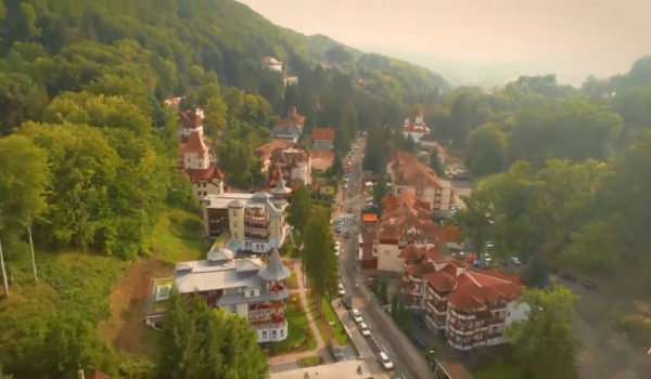 (Video) Mureșul în varianta pentru turiști