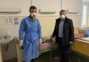 Clubul Rotary Téka Tg. Mureș donează un aparat pentru ventilație artificială Secţiei de Terapie Intensivă a SCJU
