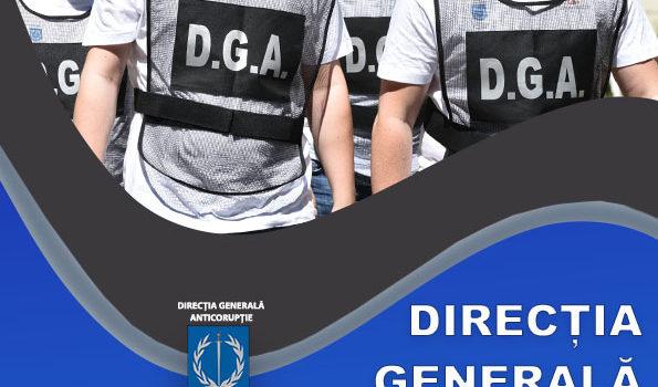 Ziua aniversară a Direcţiei Generale Anticorupţie: 30 mai