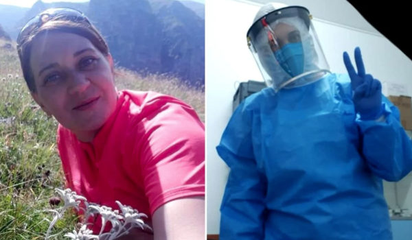 Cazul asistentei medicale din Botoșani: inclusă, apoi scoasă și reintrodusă din nou pe lista deceselor de COVID-19