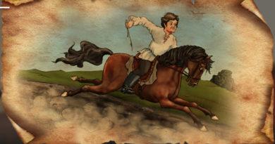 Ținuturi legendare: Legenda călărețului Apold