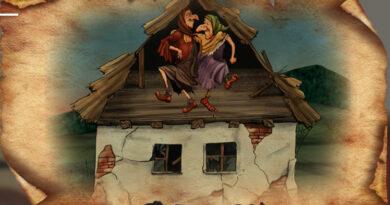 Ținuturi legendare: Petrecerea vrăjitoarelor-Mureni