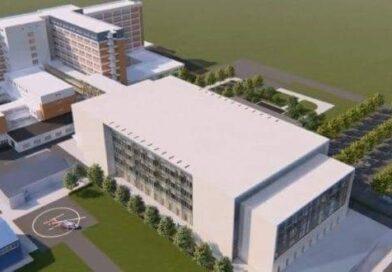 Centrul de arși de la Târgu Mureș poate fi gata în 2024