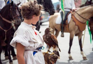 Dan Negru prezintă Festivalul Medieval de la Sighișoara